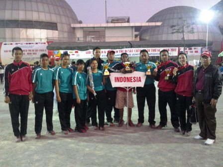 Team-indonesia-hanoi-2012